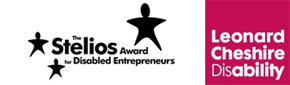 Logo: Stelios Award for Disabled Entrepreneurs