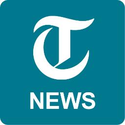 Telegraph news logo